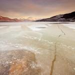 Icefield: Lago di Campotosto