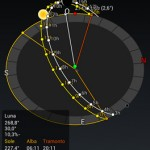 Sun Surveyor: mobile app to track sun and moon