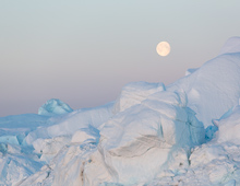 Moonlight Ice