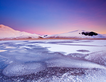 Winter in Castelluccio