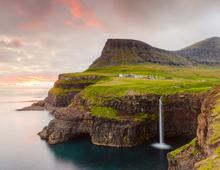 Gásadalur – Far Oer Islands