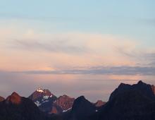 Lofoten Peaks