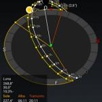 Sun Surveyor: mobile app to track sun and moon